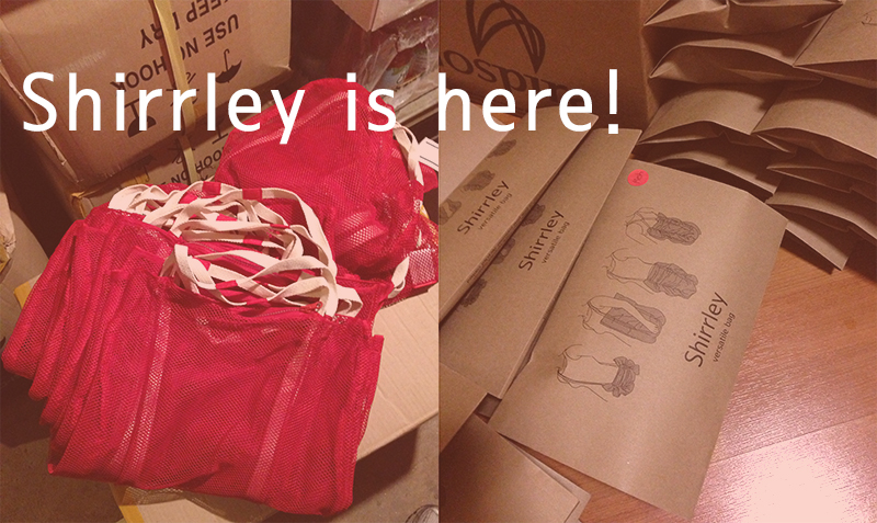 shirrley arrival